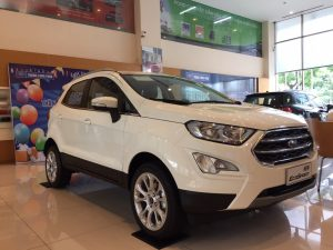 Bảng giá chi phí bảo dưỡng xe Ford EcoSport 2