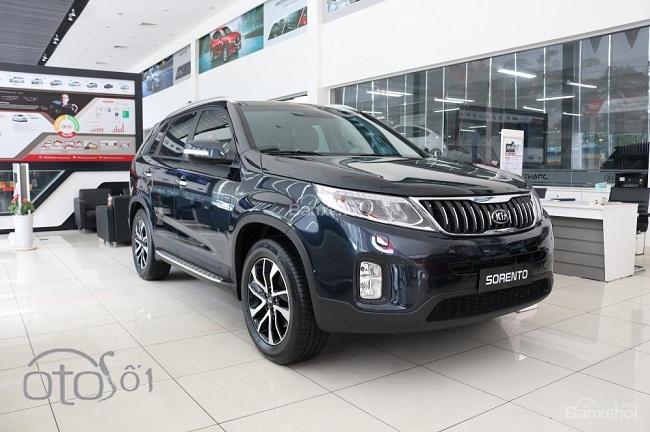 Bảng giá xe 7 chỗ gầm cao SUV mới nhất tại Việt Nam 8