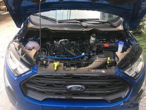 Đanh giá mức tiêu thụ nhiên liệu của Ford Ecosport 2