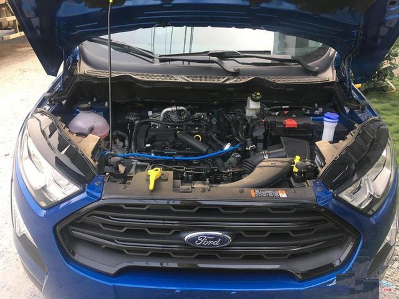 Bảng giá chi phí bảo dưỡng xe Ford EcoSport