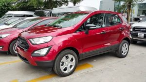 Đanh giá mức tiêu thụ nhiên liệu của Ford Ecosport 3
