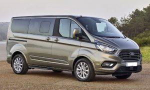 So sánh Ford Tourneo với các mẫu minivan trong phân khúc MPV 3