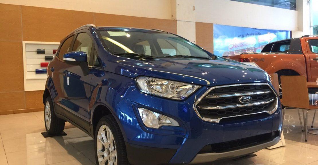 Ford EcoSport 2020: giá lăn bánh, các tính năng nỗi bật 1