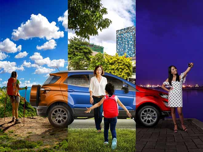 Đanh giá mức tiêu thụ nhiên liệu của Ford Ecosport 6