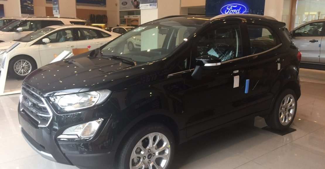 Các tiện ích và chức năng của xe Ford Ecosport bạn nên biết 1