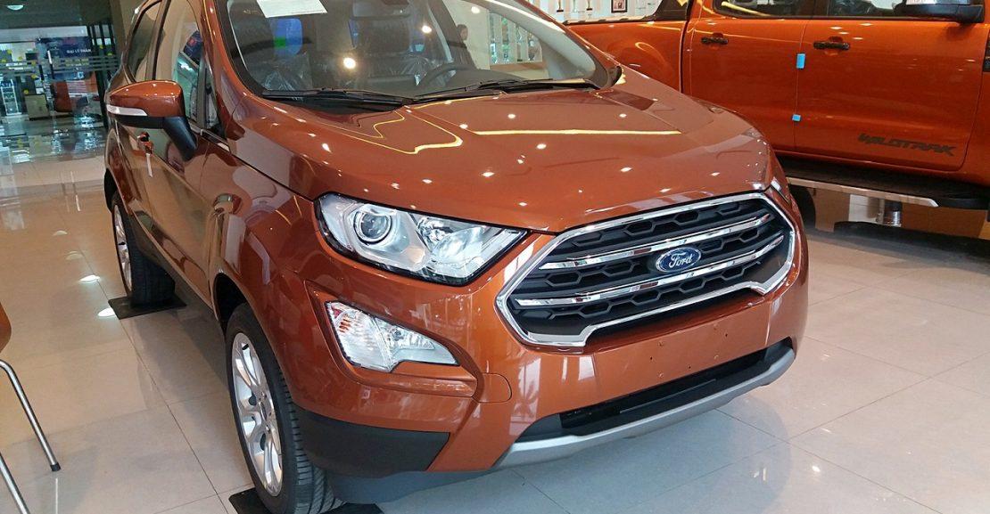Ford EcoSport và các lỗi thường gặp khi sử dụng 1
