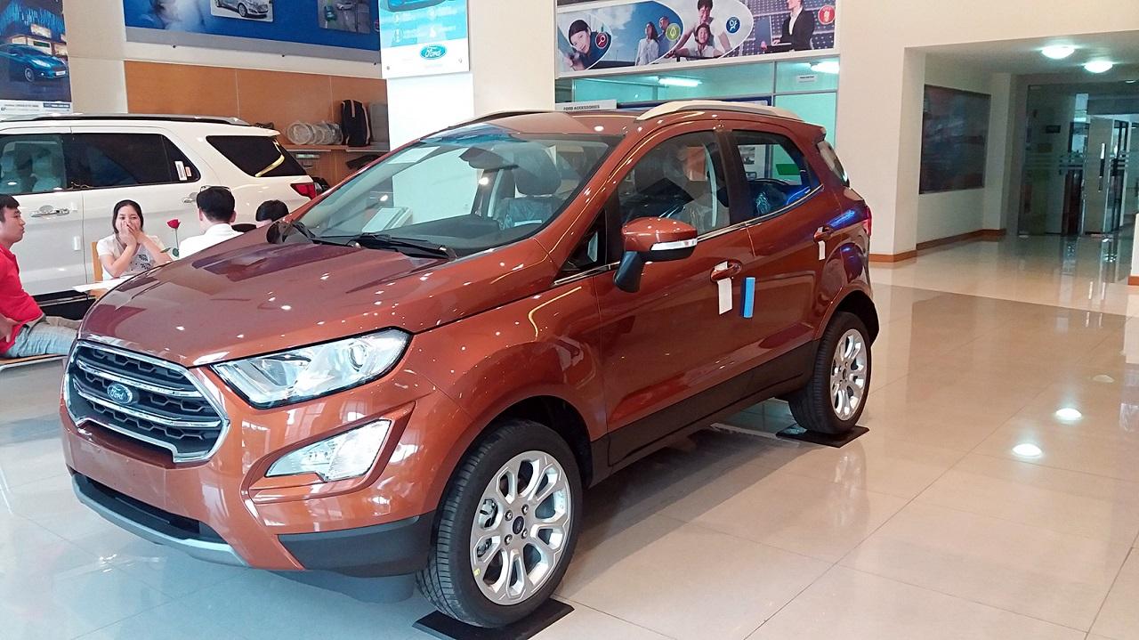 Hướng dẫn sử dụng các tính năng trên xe Ford Ecosport