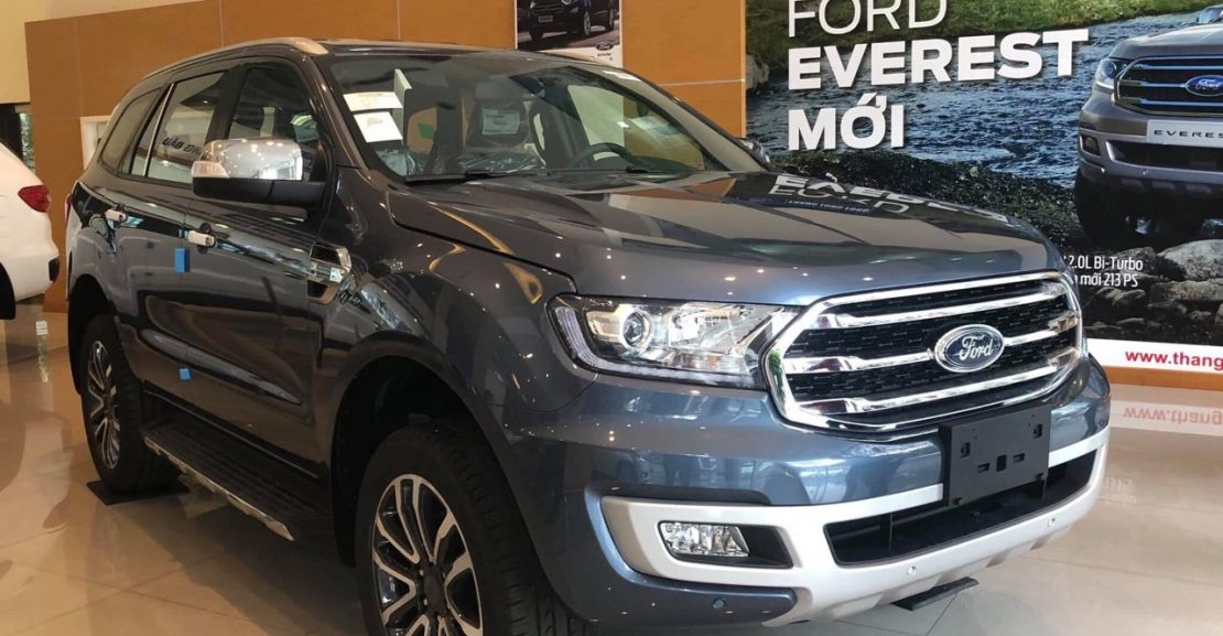 Báo giá Ford Everest 2.0L Titanium 4×2 AT 1
