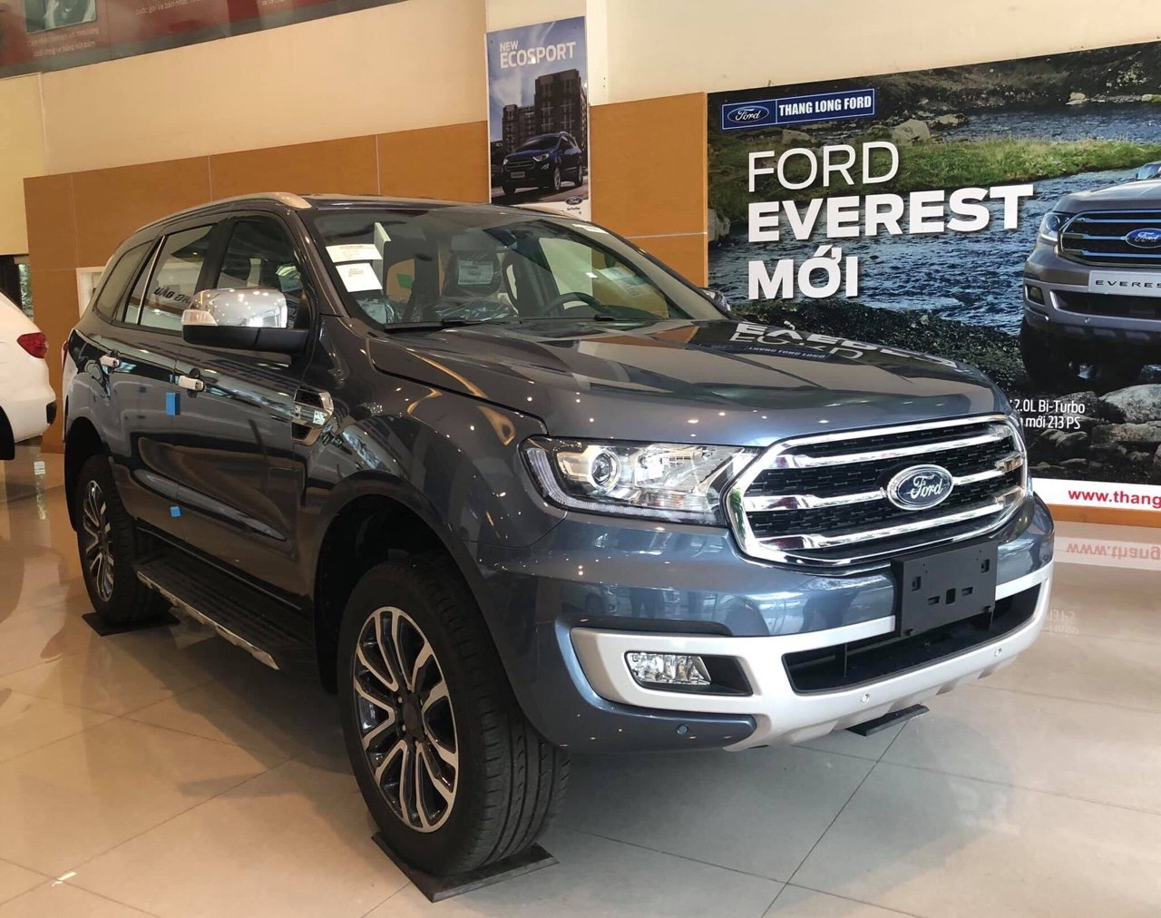 Báo giá Ford Everest 2.0L Titanium 4×2 AT