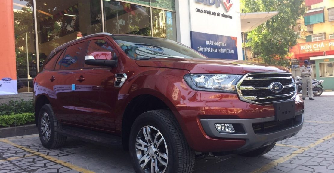 Báo giá Ford Everest Trend 2.0L 4x2 AT 1
