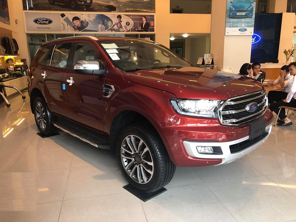 Ford Everest 13