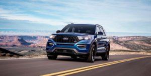 Đánh giá mức tiêu thụ nhiên liệu xe Ford Explorer trên thực tế 5