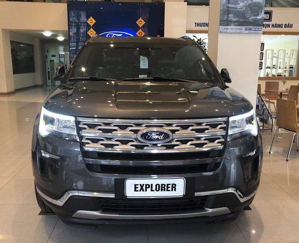 Ford Explorer 11