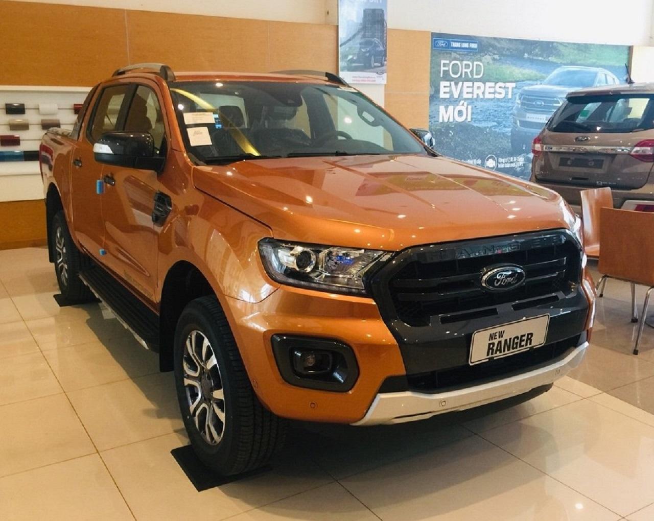 Ford Ranger đang bán tại Việt Nam