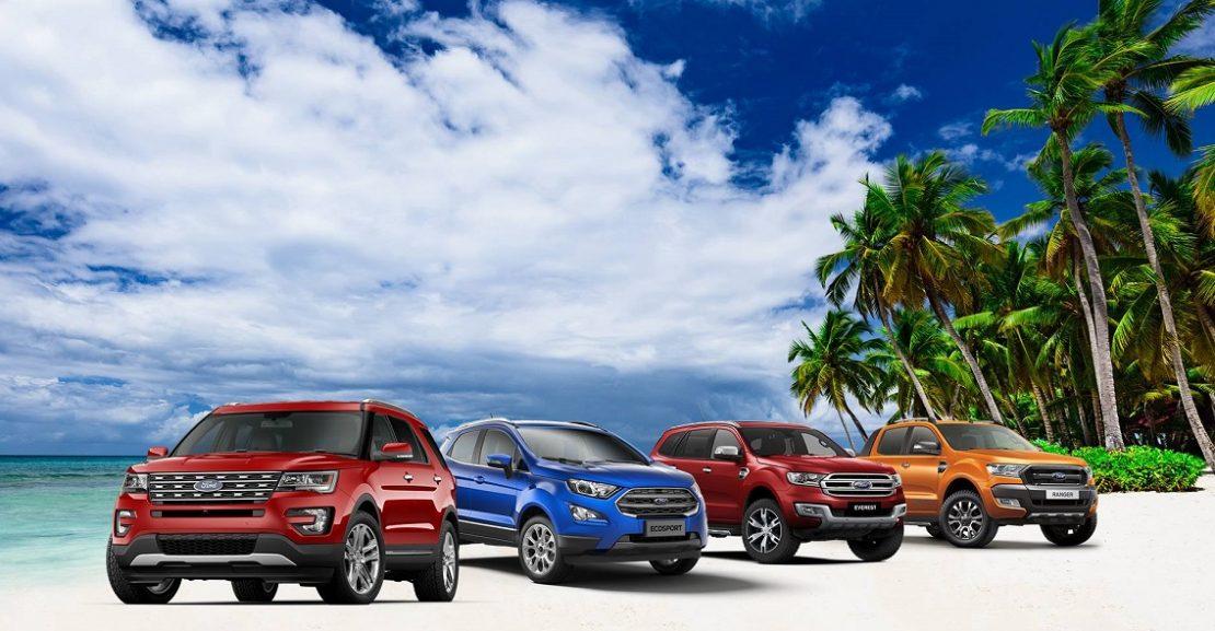 Bảng giá xe Ford mới nhất - Giá xe Ford tốt nhất hiện nay 1