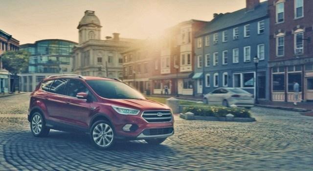 Ford Escape 2020 - chi tiết nội, ngoại thất, khả năng vận hành 2
