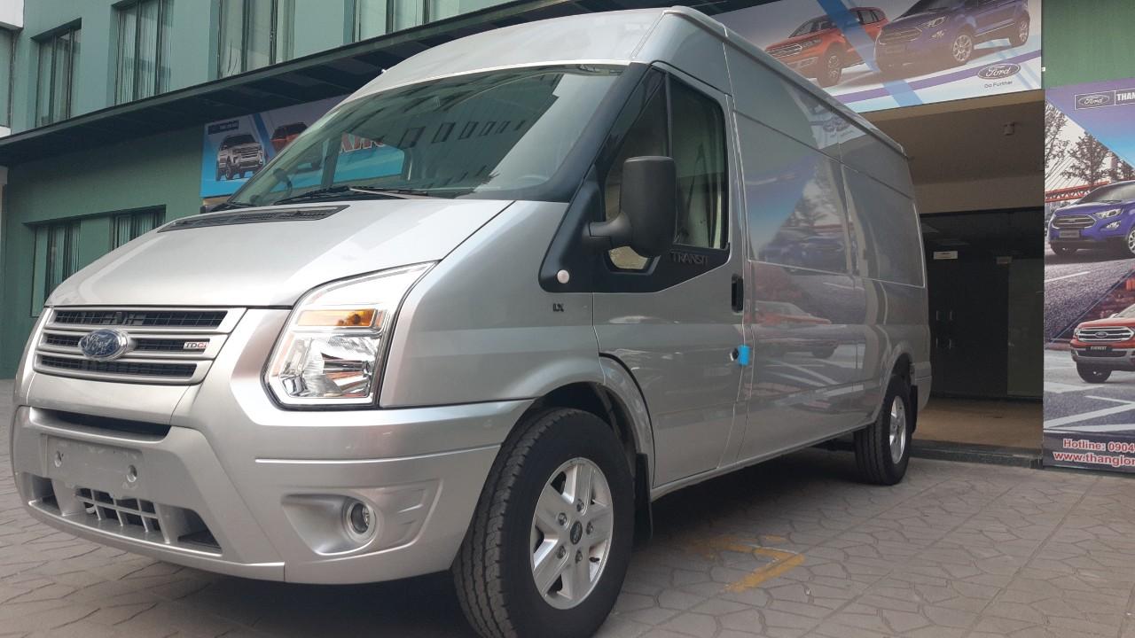 Ford Transit Van: Bán xe và dịch vụ hoán cải xe 3 chỗ, 6 chỗ, 9 chỗ