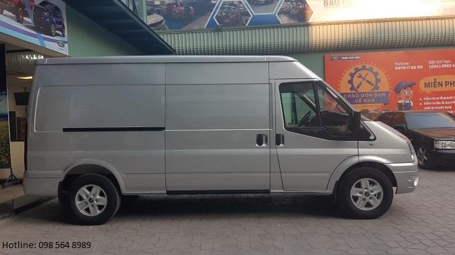 Ford Transit Van: Bán xe và dịch vụ hoán cải xe 3 chỗ, 6 chỗ, 9 chỗ 1