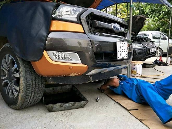 Nguyên nhân khiến động cơ xe Ford Ranger bị nóng 3
