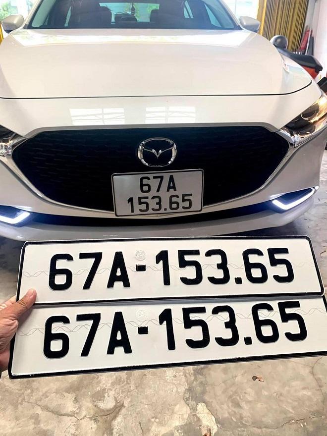 Mẫu đơn xin cấp đổi biển số dài cho xe ô tô mới nhất 7