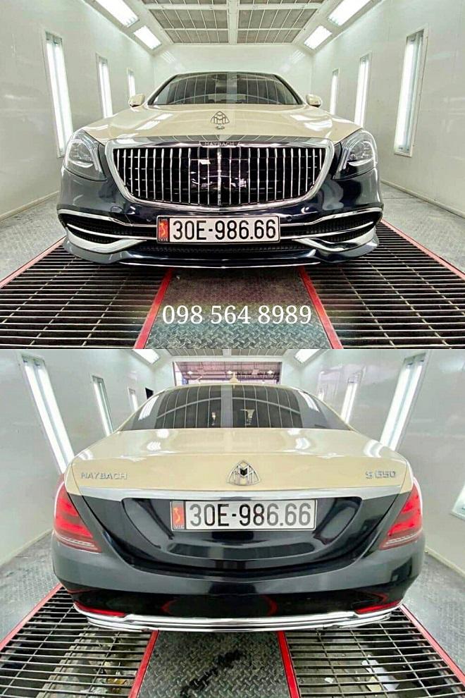 Biển số ôtô phong cách Châu Âu - trào lưu mới 6