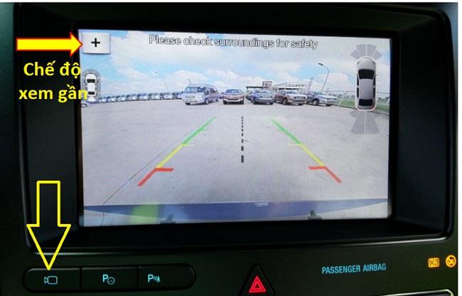 Hướng dẫn sử dụng các tính năng trên Ford Explorer 6