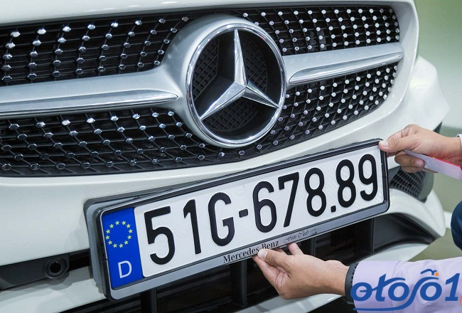 Dịch vụ làm hai biển số dài cho ôtô tại Việt Nam - Hướng dẫn đăng ký xe ô tô 1