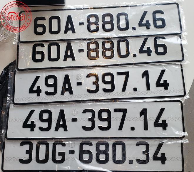 Dịch vụ làm hai biển số dài cho ôtô tại Việt Nam - Hướng dẫn đăng ký xe ô tô 2
