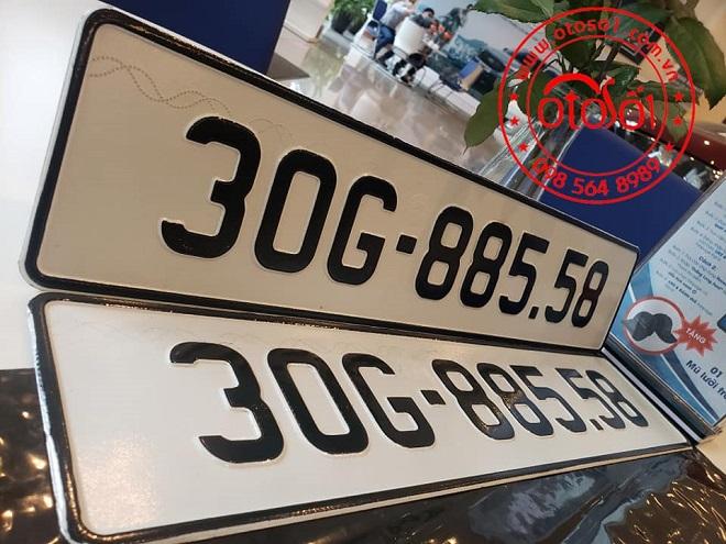 Dịch vụ làm hai biển số dài cho ôtô tại Việt Nam - Hướng dẫn đăng ký xe ô tô 11
