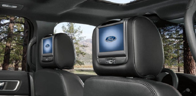 Hướng dẫn sử dụng các tính năng trên Ford Explorer 5
