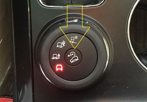 Hệ thống hỗ trợ xuống dốc Ford Explorer