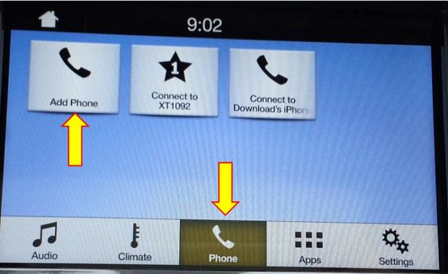 Nân cấp hệ thống SYNC & kích hoạt các tính năng ẩn của xe Ford