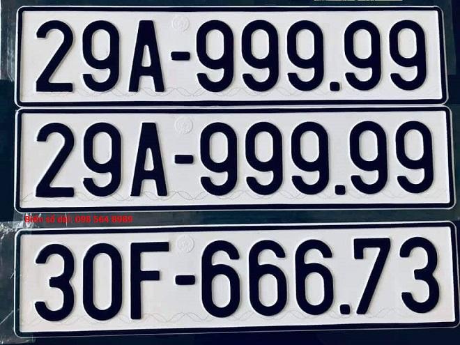 Dịch vụ làm hai biển số dài cho ôtô tại Việt Nam - Hướng dẫn đăng ký xe ô tô 14