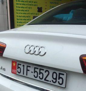 Dịch vụ làm hai biển số dài cho ôtô tại Việt Nam - Hướng dẫn đăng ký xe ô tô 5