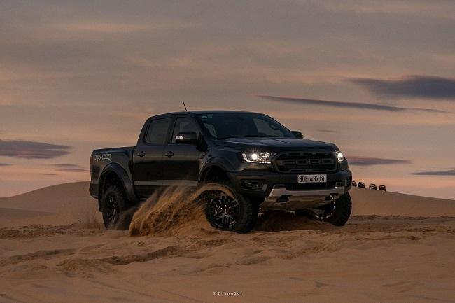 Đánh giá Ford Ranger Raptor sau khi đi được 8.000 km với nhiều địa hình khách nhau