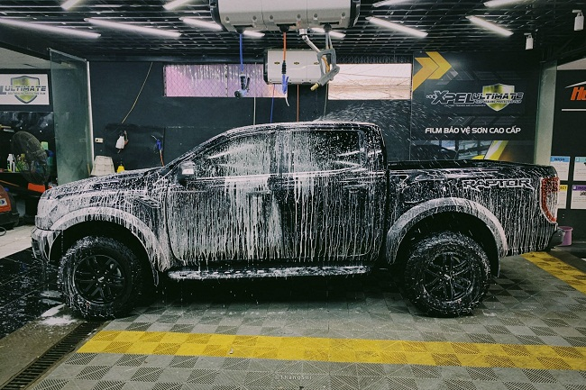 Đánh giá Ford Ranger Raptor sau khi đi được 8.000 km với nhiều địa hình khách nhau 2