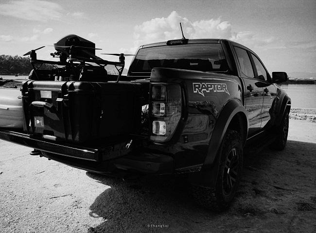 Đánh giá Ford Ranger Raptor sau khi đi được 8.000 km với nhiều địa hình khách nhau 5