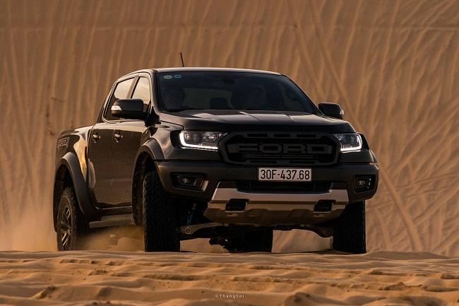 Đánh giá Ford Ranger Raptor sau khi đi được 8.000 km với nhiều địa hình khách nhau 6