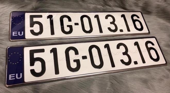 Dịch vụ làm hai biển số dài cho ôtô tại Việt Nam - Hướng dẫn đăng ký xe ô tô 9
