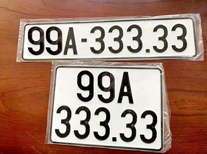 Biển kiểm soát xe cơ giới - Biển số xe các tỉnh thành Việt Nam 1