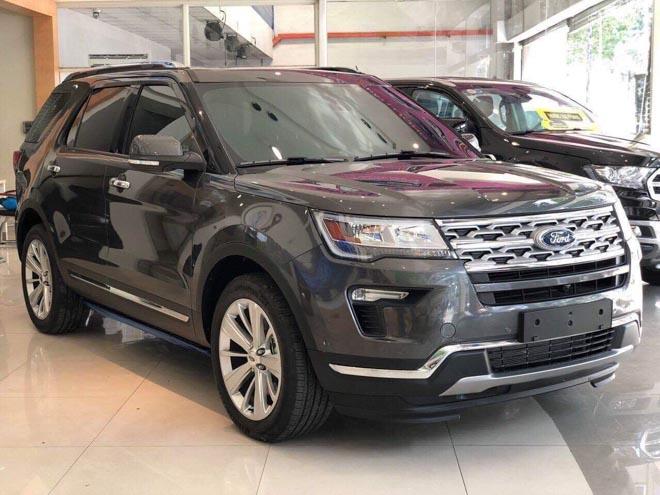 Đánh giá mức tiêu thụ nhiên liệu xe Ford Explorer trên thực tế