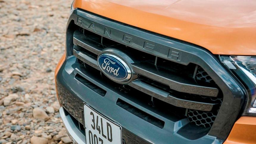 Ford Ranger cũ có mất giá sau nhiều năm sử dụng?