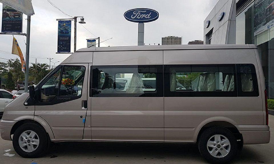 Ford Transit - dòng xe thương mại đa năng cho doanh nghiệp 1