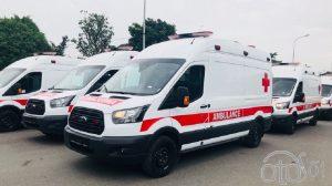"""Vì sao xe cứu thương Ford Transit """"Ambulance"""" ngày càng được chuộng? 2"""