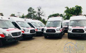 Xe cứu thương: Giá bán, thông số các loại xe cứu thương tại Việt Nam 3