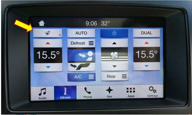 Hướng dẫn sử dụng các tính năng trên Ford Explorer 11
