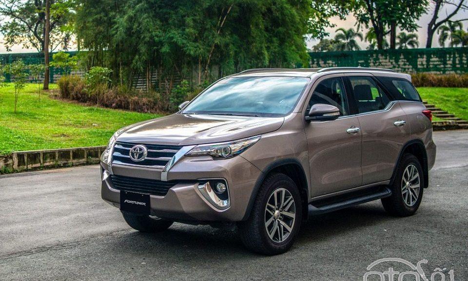 Bảng giá xe 7 chỗ gầm cao SUV mới nhất tại Việt Nam 1