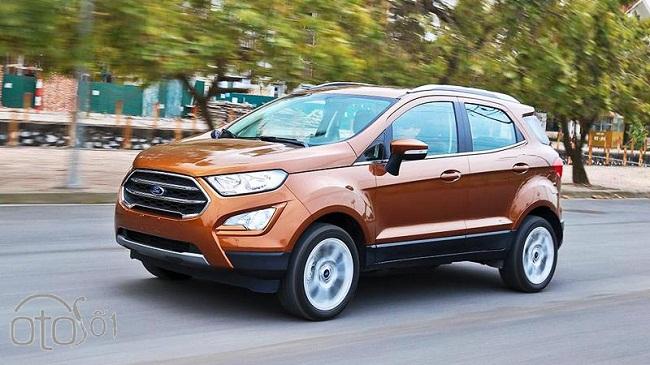 Đanh giá mức tiêu thụ nhiên liệu của Ford Ecosport 1