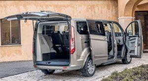 Độ cửa lùa điện Ford Tourneo - lắp cửa điện Ford Tourneo, cửa tự động xe 7 chỗ 2