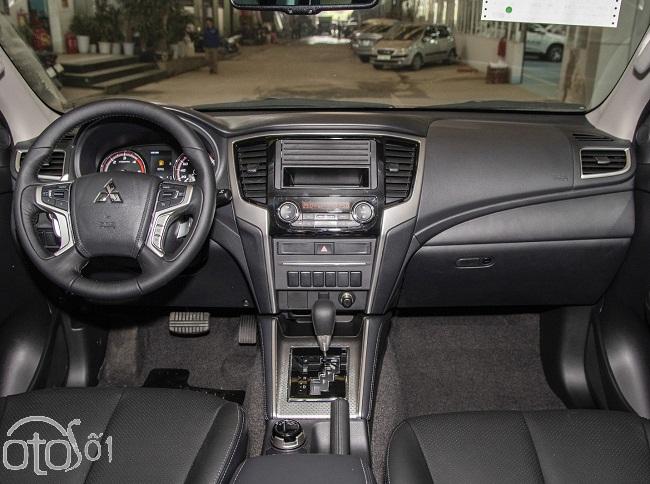 Mitsubishi Triton 3